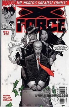 X-Force Volume 1 #72