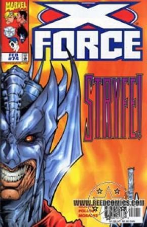 X-Force Volume 1 #74