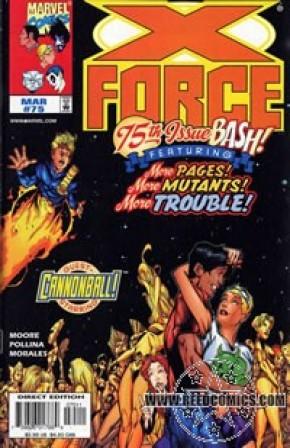 X-Force Volume 1 #75