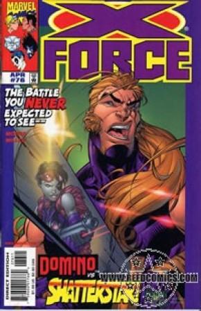 X-Force Volume 1 #76
