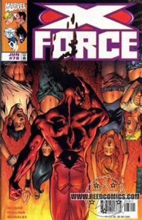 X-Force Volume 1 #78