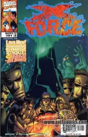 X-Force Volume 1 #81