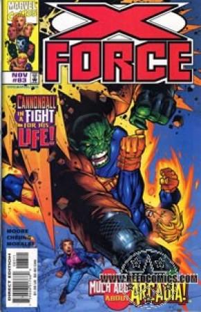 X-Force Volume 1 #83