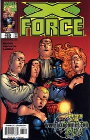 X-Force Volume 1 #85