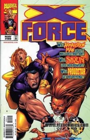 X-Force Volume 1 #90
