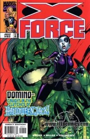 X-Force Volume 1 #92