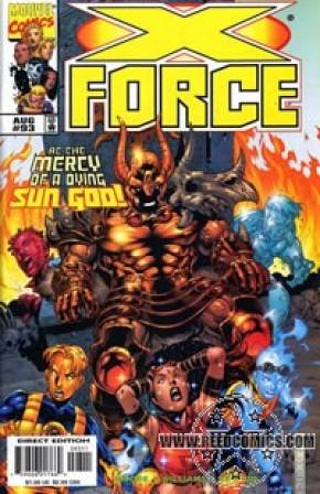 X-Force Volume 1 #93