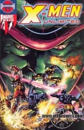 X-Men Unlimited (New Series) #13