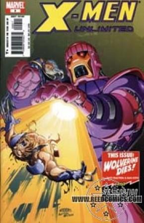 X-Men Unlimited (New Series) #9