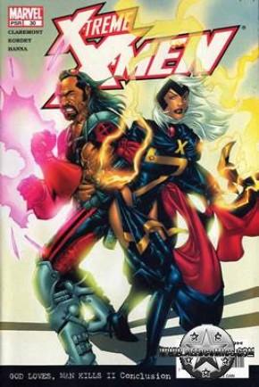 X-treme X-Men Volume 1 #30
