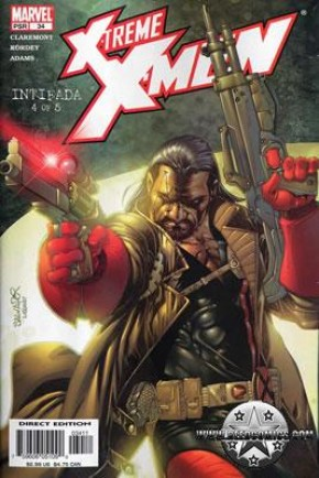 X-treme X-Men Volume 1 #34