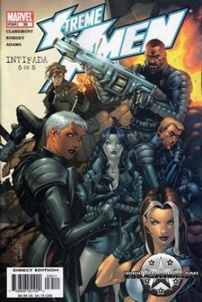 X-treme X-Men Volume 1 #35