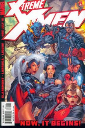 X-treme X-Men Volume 1 #1