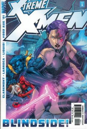 X-treme X-Men Volume 1 #2 (Psylocke Cover)