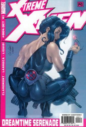 X-treme X-Men Volume 1 #4
