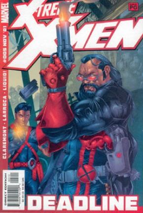 X-treme X-Men Volume 1 #5