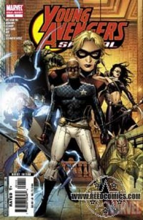 Young Avengers One Shot Special