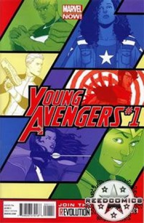 Young Avengers Volume 2 #1