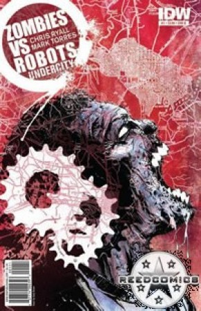 Zombies Vs Robots Undercity #1 (Cover B)