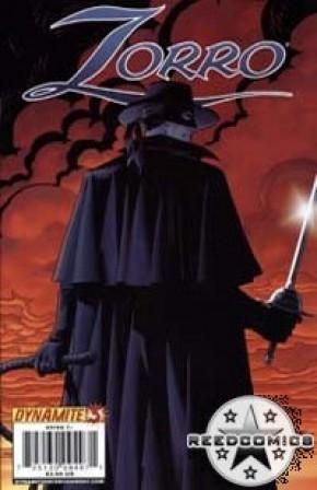 Zorro #3 (Cover A)