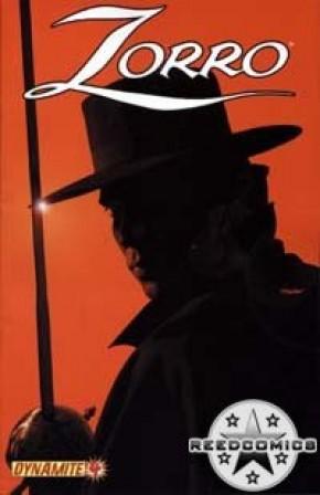 Zorro #4 (Cover B)