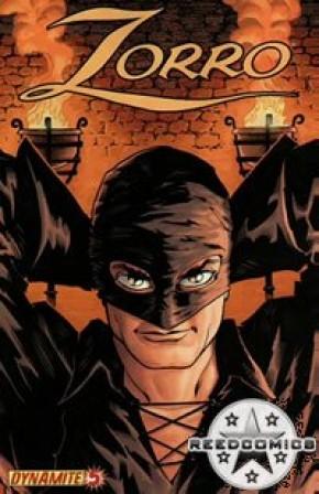 Zorro #5 (Cover A)
