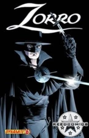 Zorro #6 (Cover A)