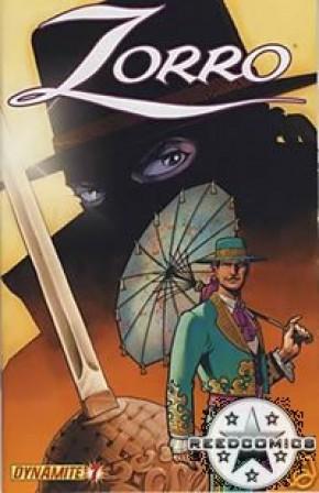 Zorro #7 (Cover A)