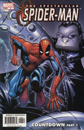 SPECTACULAR SPIDER-MAN #6 (2003 SERIES)