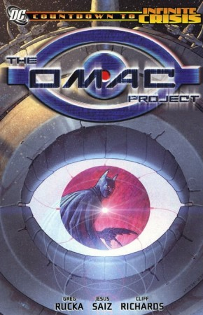 OMAC PROJECT GRAPHIC NOVEL