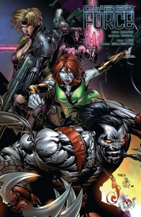 CYBERFORCE VOLUME 1 GRAPHIC NOVEL