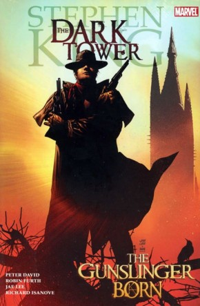 DARK TOWER THE GUNSLINGER BORN HARDCOVER
