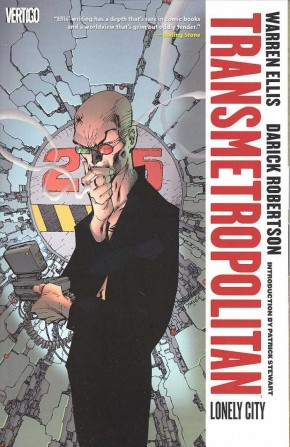 TRANSMETROPOLITAN VOLUME 5 LONELY CITY GRAPHIC NOVEL