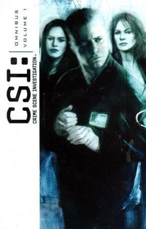 CSI OMNIBUS VOLUME 1 GRAPHIC NOVEL