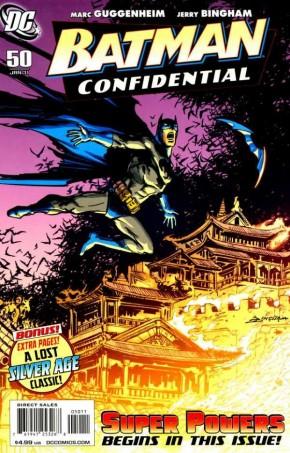 BATMAN CONFIDENTIAL #50