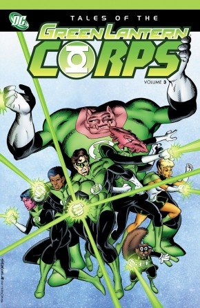TALES OF THE GREEN LANTERN CORPS VOLUME 3 GRAPHIC NOVEL