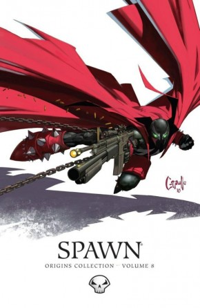 SPAWN ORIGINS VOLUME 8 GRAPHIC NOVEL