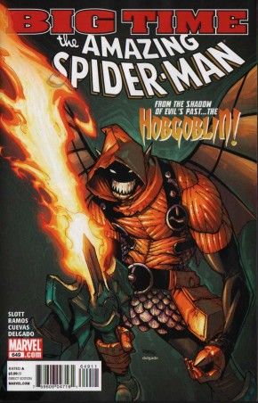 AMAZING SPIDER-MAN #649 (1999 SERIES)