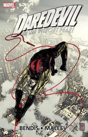DAREDEVIL BY BENDIS AND MALEEV ULTIMATE COLLECTION BOOK 3 GRAPHIC NOVEL