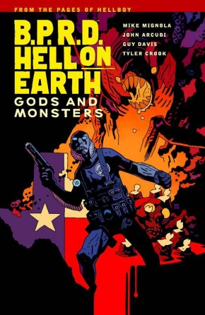 BPRD HELL ON EARTH VOLUME 2 GODS AND MONSTERS GRAPHIC NOVEL
