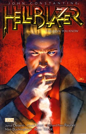 HELLBLAZER VOLUME 2 THE DEVIL YOU KNOW GRAPHIC NOVEL