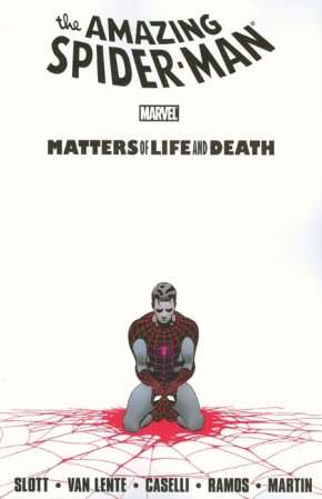 SPIDER-MAN MATTERS OF LIFE AND DEATH GRAPHIC NOVEL