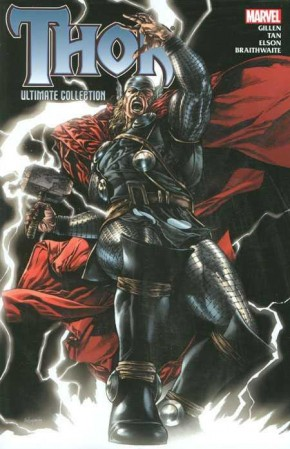 THOR BY KIERON GILLEN ULTIMATE COLLECTION GRAPHIC NOVEL