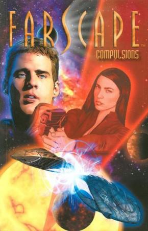 FARSCAPE VOLUME 6 COMPULSIONS GRAPHIC NOVEL