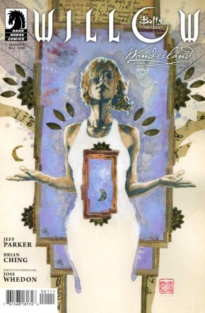 BUFFY THE VAMPIRE SLAYER WILLOW WONDERLAND #1 DAVID MACK COVER