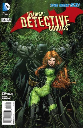 DETECTIVE COMICS #14 (2011 SERIES)