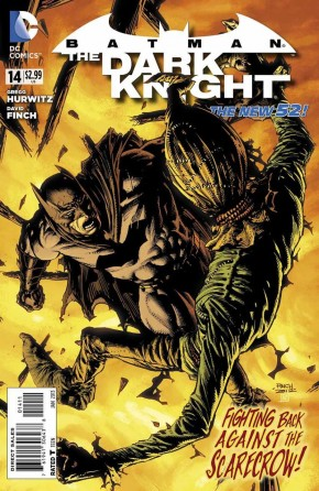 BATMAN THE DARK KNIGHT #14 (2011 SERIES)