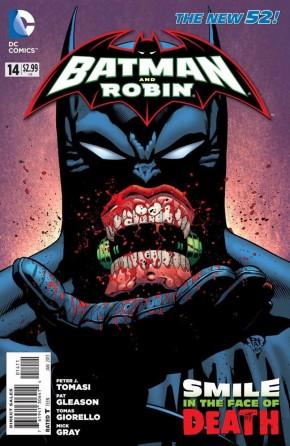BATMAN AND ROBIN #14 (2011 SERIES)