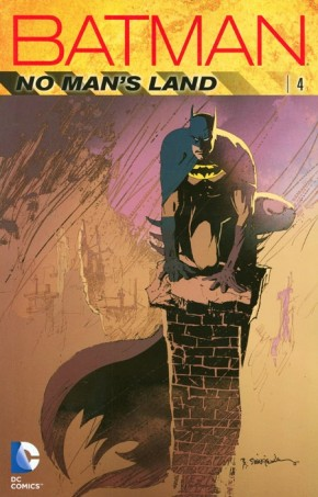 BATMAN NO MANS LAND VOLUME 4 GRAPHIC NOVEL