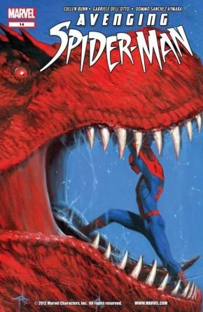 AVENGING SPIDER-MAN #14 (2011 SERIES)